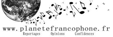 Logo planete francophone